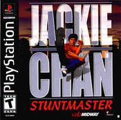Jackie Chan Stuntmaster  - PS1 Game