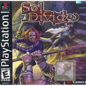 Sol Divide - PS1 Game