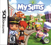 My Sims - DS Game