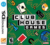 Clubhouse Games - DS Game