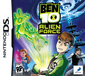 Ben 10 Alien Force - DS Game
