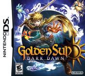 Golden Sun Dark Dawn - DS Game