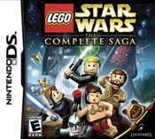 Lego Star Wars Complete Saga - DS Game
