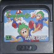 Lemmings - Game Gear