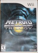 Metroid Prime Trilogy - Wii Game