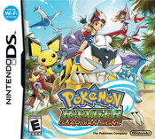 Pokemon Ranger Guardian Signs - DS Game