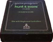 Hunt and Score - Atari 2600 Game