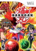 Bakugan Battle Brawlers - Wii Game