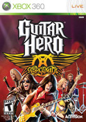 Guitar Hero Aerosmith - Xbox 360 Game