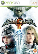 Soul Calibur IV - Xbox 360 Game