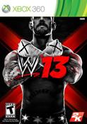 WWE 13 - Xbox 360 Game