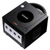 GameCube Console Only Black