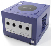 GameCube Console Only Indigo