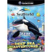 Shamu's Deep Sea Adv. - GameCube Game