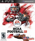 NCAA Football 12 - PS3 Game