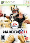 Madden NFL 11 - Xbox 360 Game