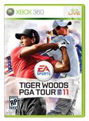 Tiger Woods PGA Tour 11 - Xbox 360 Game