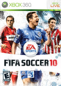 Fifa Soccer 10 - Xbox 360 Game