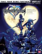 Kingdom Hearts Strategy Guide - Brady Games