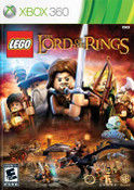 Lego Lord of the Rings - Xbox 360 GameLego Lord of the Rings - Xbox 360 Game