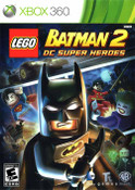 Lego Batman 2 DC Super Heroes- Xbox 360 gameLego Batman 2 DC Super Heroes - Xbox 360 Game