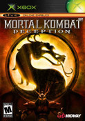 Mortal Kombat Deception - Xbox GameMortal Kombat Deception - Xbox Game