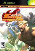Capcom Fighting Evolution - Xbox GameCapcom Fighting Evolution - Xbox Game