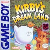 Complete Kirby's Dream Land - Game Boy