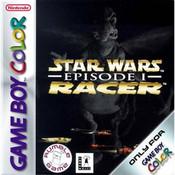 Star Wars Episode 1 Racer Complete Game For Nintendo GBC