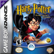 Harry Potter and the Sorcerer's Stone Complete Game For Nintendo GBA