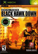 Delta Force Black Hawk Down - Xbox Game