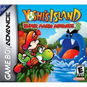 Complete Super Mario Advance 3 Yoshi's Island - GameBoy Advance
