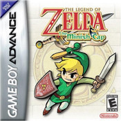 Complete Legend of Zelda Minish Cap - Game Boy Advance