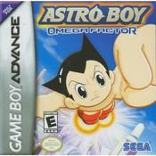 Astro Boy Omega Factor Empty Box For Nintendo GBA