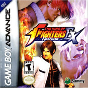 King of Fighters EX Neo Blood Empty Box For Nintendo GBA