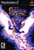 Legend of Spyro New Beginning - PS2Legend of Spyro New Beginning - PS2 Game