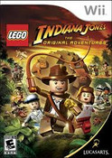 Lego Indiana Jones The Original Adventures - Wii Game