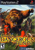 Cabela's Dangerous Hunts - PS2 GameCabela's Dangerous Hunts - PS2 Game