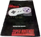 Super NES Controller - SNES Manual