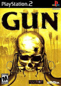 Gun - PS2 GameGun - PS2 Game