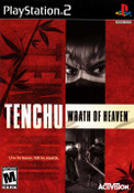 Tenchu Wrath of Heaven - PS2 GameTenchu Wrath of Heaven - PS2 Game