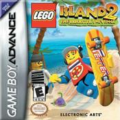 Lego Island 2 - Game Boy AdvanceLego Island 2 - Game Boy Advance