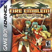 Fire Emblem Sacred Stones - Game Boy AdvanceFire Emblem Sacred Stones - Game Boy Advance