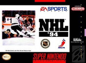 Complete NHL 94 - SNES