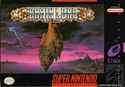Complete Brain Lord - SNES