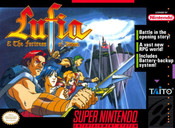 Complete Lufia & The Fortress of Doom - SNES