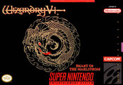Complete Wizardry V - SNES