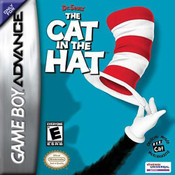 Dr. Seuss' The Cat in the Hat - GBA GameCat in the Hat - Game Boy Advance