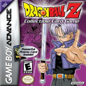 Dragon Ball Z Collectable Card Game - GBA GameDragon Ball Z Collectable Card Game - Game Boy Advance