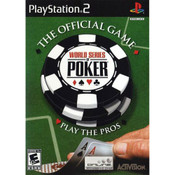 World Series Of Poker - PS2 Game